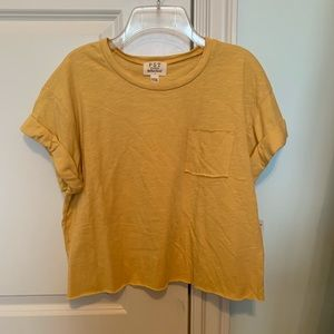 Nordstrom Rack Yellow T-shirt
